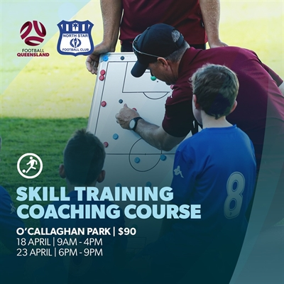 Play  Football - 2101 -  North  Star FC  Coaching  Courses -  Skill  Training ( 1)