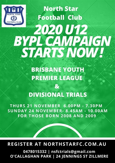 U12BYPL Trial Poster