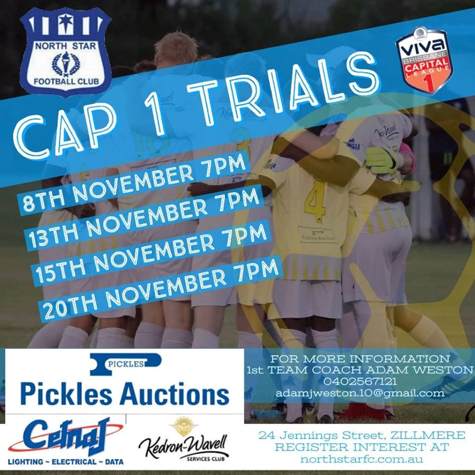 Capital 1 trials flyer - 2019